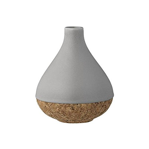 Bloomingville Vase Corkbottom Grau (17cm)