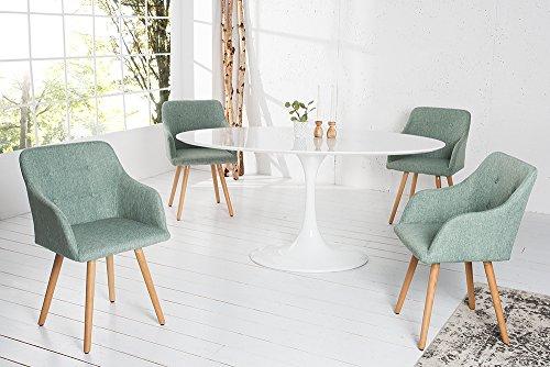 Design stuhl lime scandinavia meisterst ck buche gestell for Stuhl scandinavian design