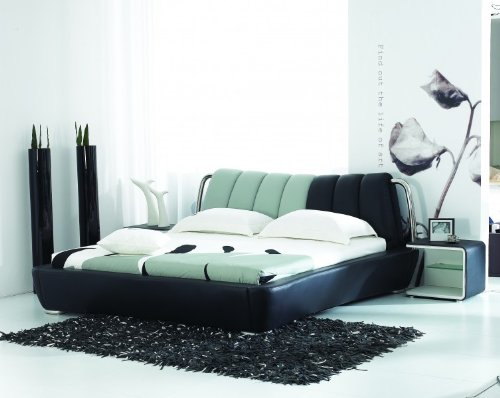 designer bett moderner wohnstil skandinavische m bel. Black Bedroom Furniture Sets. Home Design Ideas