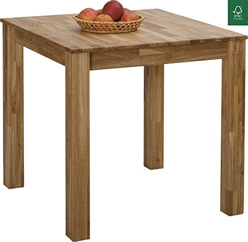 esstisch massivholz eiche 100 fsc bonn esszimmertisch massivholz tisch skandinavische m bel. Black Bedroom Furniture Sets. Home Design Ideas