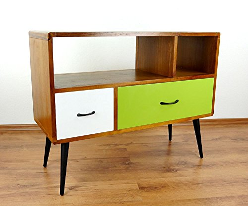 java retro sideboard aus teakholz vintage tv bank aus massivholz teakholz lowboard asia hifi. Black Bedroom Furniture Sets. Home Design Ideas
