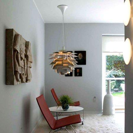 louis poulsen pendelleuchte ph zapfen wei. Black Bedroom Furniture Sets. Home Design Ideas