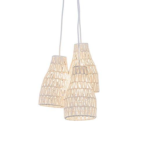 Qazqa design modern esstisch esszimmer pendelleuchte for Esstisch lampe design