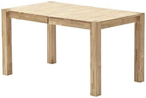 robas lund tisch esstisch franz holz ausziehbar 140x 80x 76cm skandinavische m bel. Black Bedroom Furniture Sets. Home Design Ideas