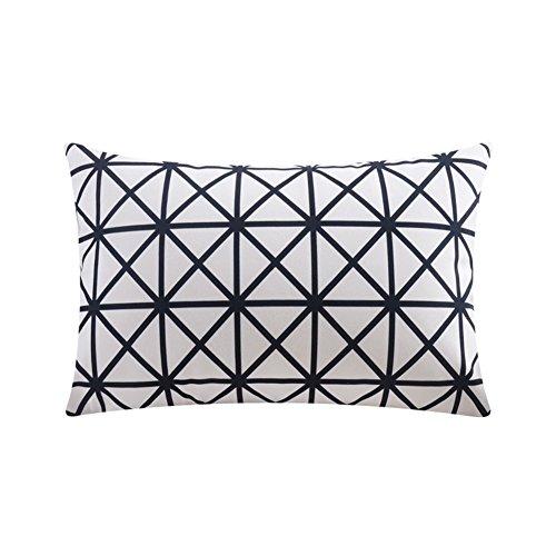 skandinavischen stil geometrischen samt kissen kissen im. Black Bedroom Furniture Sets. Home Design Ideas
