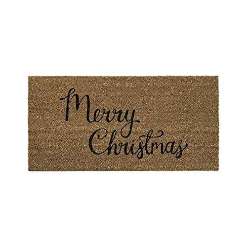 weihnachtliche fumatte trmatte merry christmas 80x40cm h 15cm bloomingville 0 skandinavische m bel. Black Bedroom Furniture Sets. Home Design Ideas