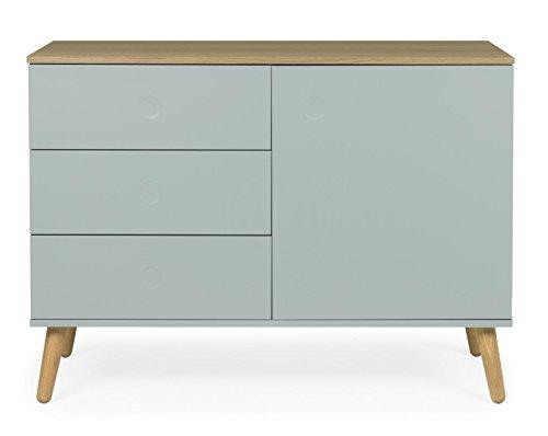 designbotschaft sideboard scandi klein pastellgr n. Black Bedroom Furniture Sets. Home Design Ideas
