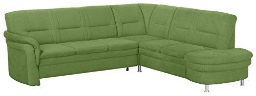 cavadore 5034 wohnlandschaft cassada 3 er bett li spitzecke mit relaxfunktion abschlusselement. Black Bedroom Furniture Sets. Home Design Ideas