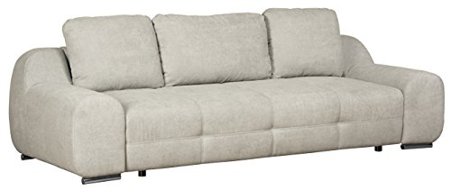 Cavadore 5158 big sofa benderes 266 x 70 x 102 cm kati for Sofa 70 cm tief
