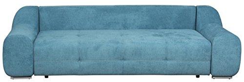cavadore 5158 big sofa benderes 266 x 70 x 102 cm kati t rkis skandinavische m bel. Black Bedroom Furniture Sets. Home Design Ideas