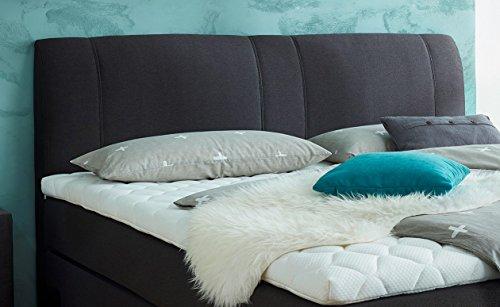 luxus boxspringbett rockstar convex von welcon 180 200 22 farben erhltlich in h1 h2 h3 h4 h5. Black Bedroom Furniture Sets. Home Design Ideas