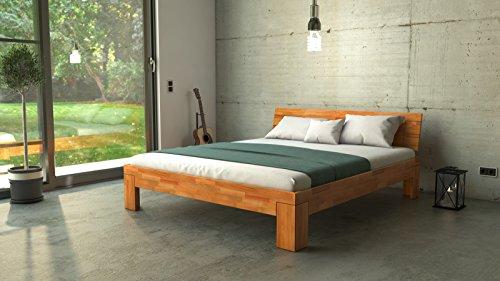 sam design schlafzimmer bett jugend bett holz bett ehe bett massiv kern buche holz natur. Black Bedroom Furniture Sets. Home Design Ideas
