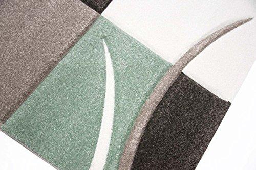 teppich traum designerteppich moderner teppich wohnzimmerteppich kurzflor teppich mit. Black Bedroom Furniture Sets. Home Design Ideas