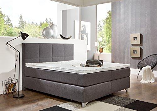 breckle boxspringbett arga preime 180x200 inkl gel topper top 3700 skandinavische m bel. Black Bedroom Furniture Sets. Home Design Ideas