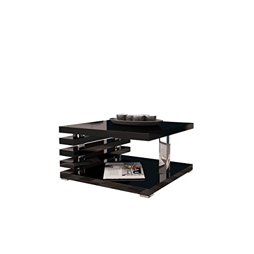 couchtisch kyoto kaffeetisch 60x60 cm wohnzimmertisch sofatisch couchtisch modern stilvoll. Black Bedroom Furniture Sets. Home Design Ideas
