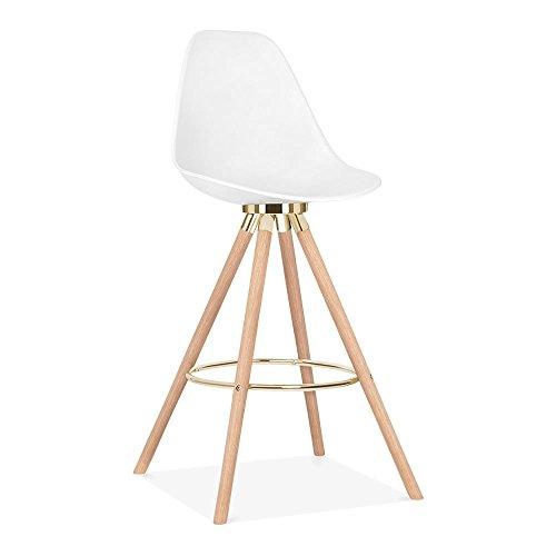 cult design moda barhocker mit r ckenlehne cd2 wei. Black Bedroom Furniture Sets. Home Design Ideas