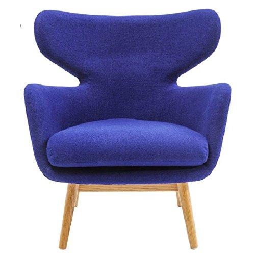 kare design sessel omega blau aussteller skandinavische m bel. Black Bedroom Furniture Sets. Home Design Ideas