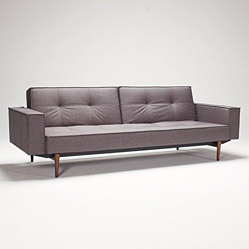 splitback sofa klappsofa mit armlehnen innovation bezug. Black Bedroom Furniture Sets. Home Design Ideas