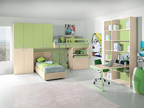 schlafzimmer loft br cke linda zusammensetzung loft br cke polsterbett mit beh lter. Black Bedroom Furniture Sets. Home Design Ideas