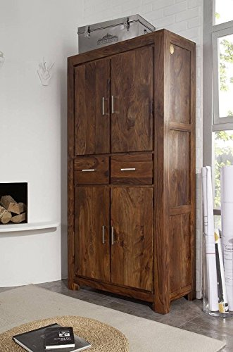 sheesham massivholz lackiert m bel life honey schrank palisander massivm bel massiv holz metro. Black Bedroom Furniture Sets. Home Design Ideas