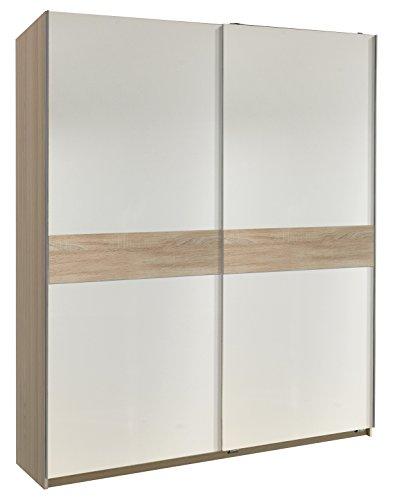 wimex 205281 schwebet renschrank holz alpinwei 60 x 167 x 190 cm skandinavische m bel. Black Bedroom Furniture Sets. Home Design Ideas