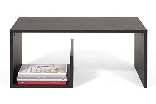 mobilifiver snake couchtisch holz kiefer schwarz 80 0 x. Black Bedroom Furniture Sets. Home Design Ideas
