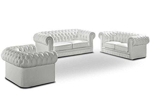 polstersofa chesterfield farbwahl sofagarnitur sessel 3 sitzer 2 sitzer couchgarnitur echtleder. Black Bedroom Furniture Sets. Home Design Ideas