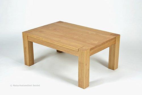 couchtisch beistelltisch rio bonito 100x70cm h he 60cm pinie massivholz ge lt und. Black Bedroom Furniture Sets. Home Design Ideas