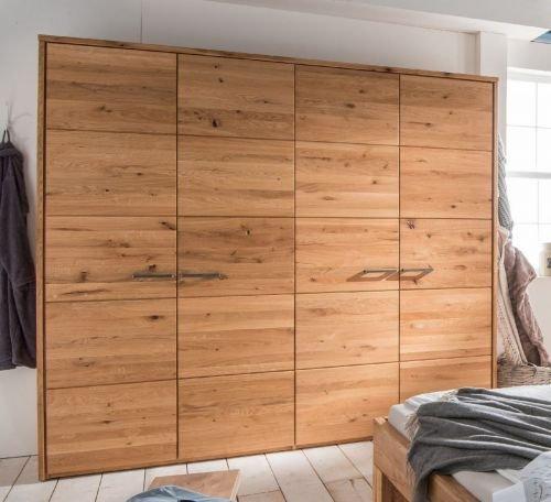kleiderschrank bozen 2 3 4 5 6 t rbreite 59 cm gr e 4 t rig b 240 cm farbe wildeiche natur. Black Bedroom Furniture Sets. Home Design Ideas