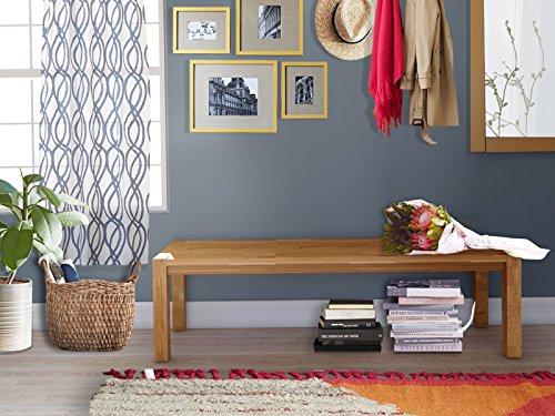 roxanne landhausstil sitzbank aus eiche massiv ge lt 160cm. Black Bedroom Furniture Sets. Home Design Ideas