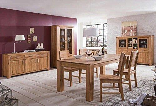 2x stuhl gent e wildeiche massiv ge lt skandinavische m bel. Black Bedroom Furniture Sets. Home Design Ideas