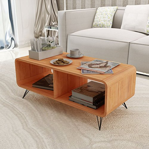 vidaxl tv schrank fernsehtisch holz tv lowboard. Black Bedroom Furniture Sets. Home Design Ideas