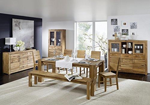 couchtisch 39 verona 39 120x80cm wildeiche skandinavische m bel. Black Bedroom Furniture Sets. Home Design Ideas