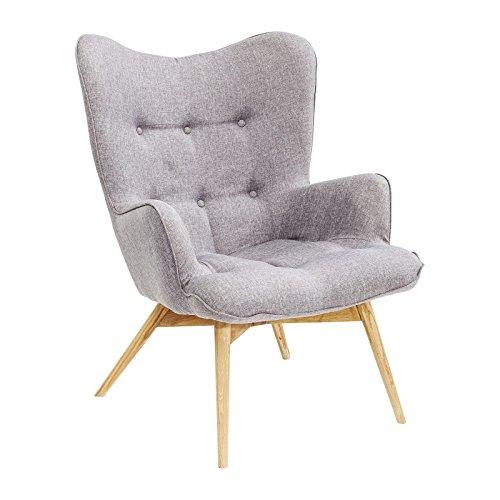 sessel vicky grau kare design skandinavische m bel. Black Bedroom Furniture Sets. Home Design Ideas