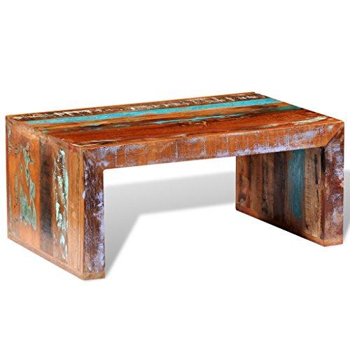 vidaxl couchtisch beistelltisch wohnzimmertisch sheesham. Black Bedroom Furniture Sets. Home Design Ideas