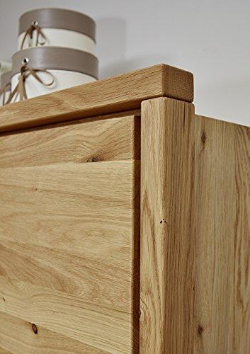 kleiderschrank 204cm 39 salzburg 39 wildeiche ge lt. Black Bedroom Furniture Sets. Home Design Ideas