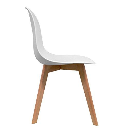 Stuhl Skandinavischer Bettbezug Pack 2 Stuhl Stuhl