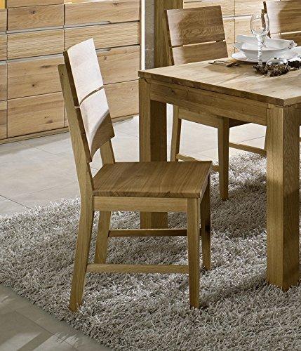 oslo stuhl 333 wildeiche massiv ge lt skandinavische m bel. Black Bedroom Furniture Sets. Home Design Ideas