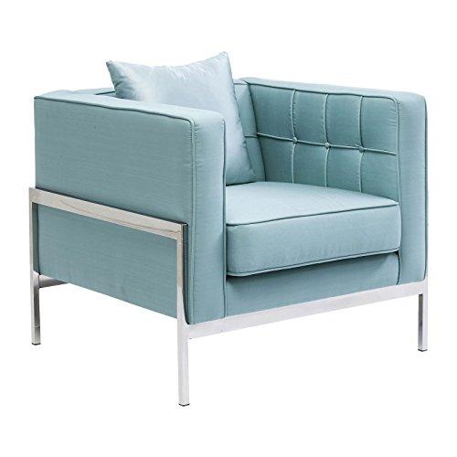 sessel loft t rkis kare design 1 skandinavische m bel. Black Bedroom Furniture Sets. Home Design Ideas