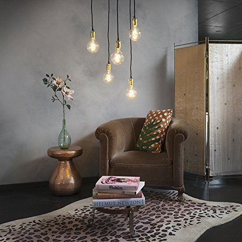 Qazqa modern esstisch esszimmer puristische for Esszimmer lampe modern