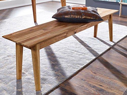 merlin sitzbank wildeiche massiv ge lt 160 cm skandinavische m bel. Black Bedroom Furniture Sets. Home Design Ideas