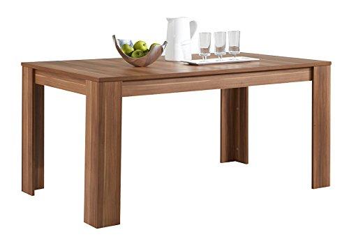 agionda esstisch toledo in nussbaum 120 x 80 cm 0 skandinavische m bel. Black Bedroom Furniture Sets. Home Design Ideas