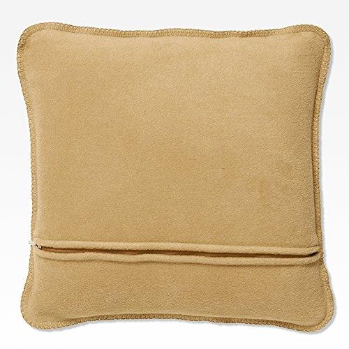 joop kissen uni doubleface camel deserto 50 x 50. Black Bedroom Furniture Sets. Home Design Ideas