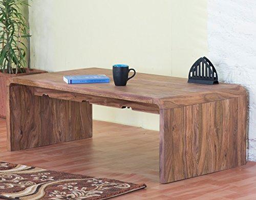 couch tisch aus massivem sheeshamholz 115x60cm recht eckig sia zeitloser wohnzimmer tisch in. Black Bedroom Furniture Sets. Home Design Ideas