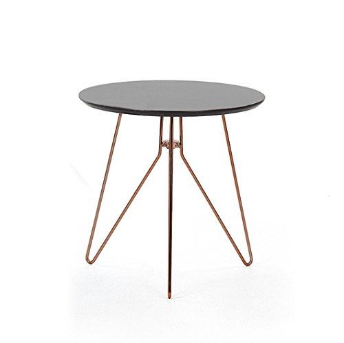 beistelltisch couchtisch alegro kupfer anthrazit. Black Bedroom Furniture Sets. Home Design Ideas