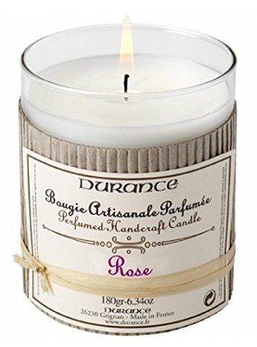 Durance en Provence - Duftkerze Rose 180 g