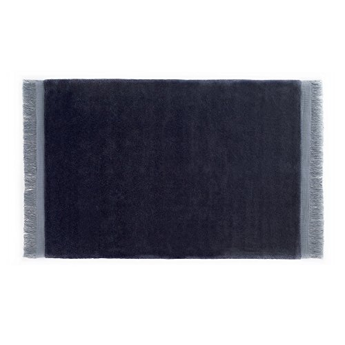 Hay Teppich Raw midnight blue 200 x 140cm