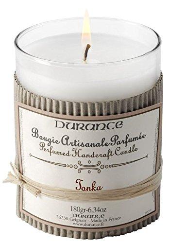 Durance en Provence - Duftkerze Tonkabohne (Tonka) 180 g
