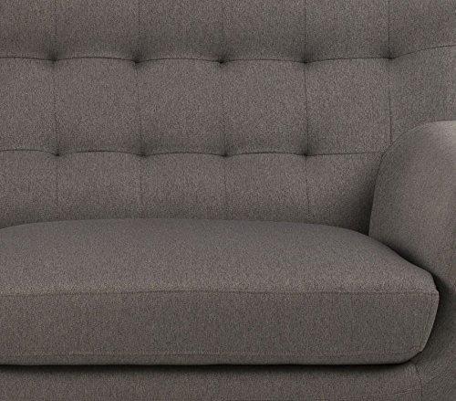 retro sofa absalon oswald 3 sitzer grau skandinavische m bel. Black Bedroom Furniture Sets. Home Design Ideas