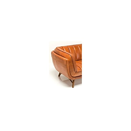 Ledersofa Bruno Echt Leder B218xT98xH79 by Kare Design